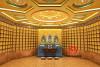 Beautiful and luxury religious supplies of buddha niche