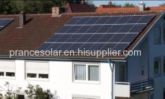 on grid normal specification and home application solar power generator