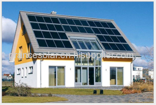 Home Solar Power System With CE RoHS Certifications