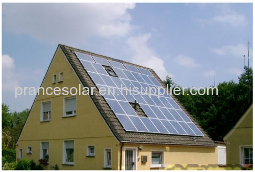 Household off grid solar power system 7kw