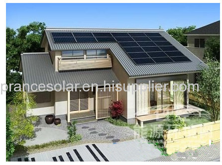 Household off grid solar power system 9kw