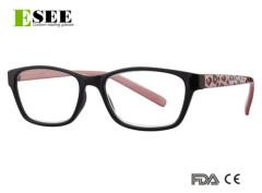 leopard print stylish reading glasses for women