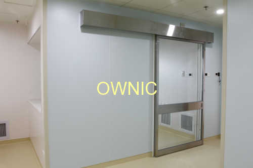 Icu Automatic Stainless Steel Single Open Sliding Door Manufacturers