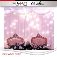 flash led light led grow light christmas lights curtain led display fiber optic curtain