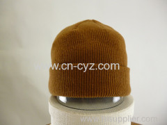 Winter Fashionable Brown Caps