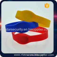 Wireless RFID 125KHz Low Frequency EM ID Smart Waterproof Bracelet