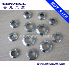 Screw tip fordurable design plastic injection