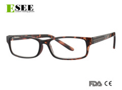 Eco friendly tinted reading glasses for men