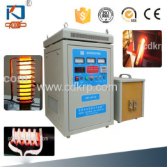 ultra super audio frequency induction hot forging machine