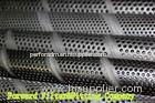 1/2 StainlessSteel Spiral Welded Pipe Perforated Metal Tube For Filteration System