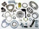 OEM Precision Assembly Stamping Metal Parts / Nickel Plated