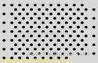 Customized Round Hole Perforated Metal Sheet With 0.1-200mm Aperture