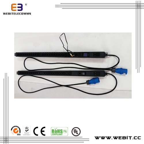 IEC series intelligent smart PDU