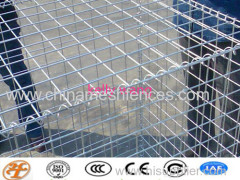 Haotian welded stone cage factory