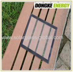 Vidrio de flotador solar de hierro bajo para vidrio led en ventas calientes