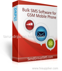 Bulk SMS Software for GSM Mobile Phone