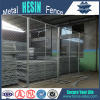 iso9001 certification chian factory temporary chain link fence