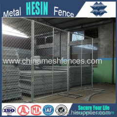 United States Standard Chain Link Temporary Fencing