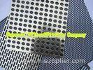 Sound - Absorbing Architectural Perforated Metal Panels Approved ISO9001