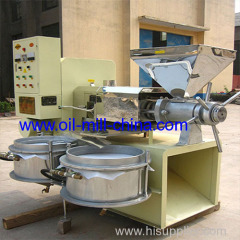 Good quality automatic sesame oil making machine