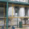 Hot sales batch soybean crude oil refinery