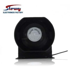 Electronic siren alarm Flat Speaker for police emergency vehicles