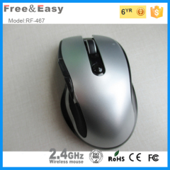 wireless mouse with high resolutions in high quality