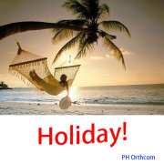Holiday Off-time from Oct.1 to 7th