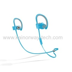 Powerbeats 2 Wireless Bluetooth Beats by Dr.Dre Powerbeats Wireless Earhooks Ocean Blue