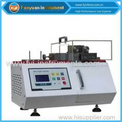 SCOTT TYPE Rub Resistance Strength Tester