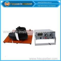 footware antistatic resistance tester from China supplier