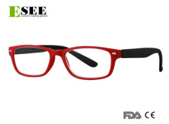Unisex Reading Glasses With Soft Touch Finish