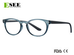 Quality Unisex colorful frame reading glasses