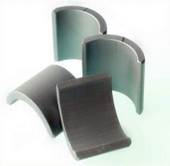 wholesale customized cheap ndfeb arc magnet