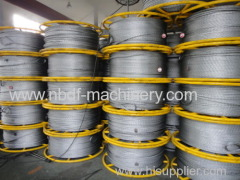 10mm Anti Twisting braided Steel Wire Rope