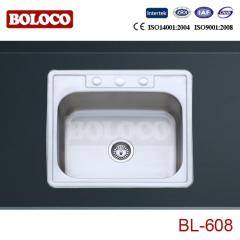 USA GLASS SINK BOWLS BL608