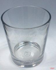 240ml 8oz MS/ Acrylic Plastic cup