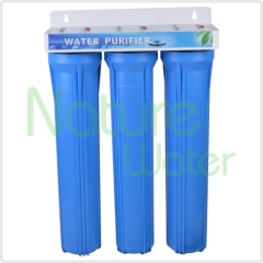 3 stages big blue Water Filter