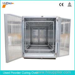 HiColo Powder Coating Oven Price