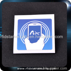 13.56MHz NFC Tag Sticker RFID IC Label for Mobile Phone