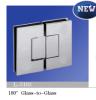 Glass Door Hinge / Shower Hinge / Deg180 Glass to Glass