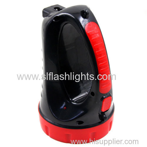 3 LED emergency flashlight china