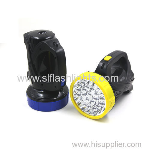 25LED Rechargeable Hand Flashlight manufactory