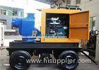 High pressure water pump for irrigation / self priming water pumps intelligent panel