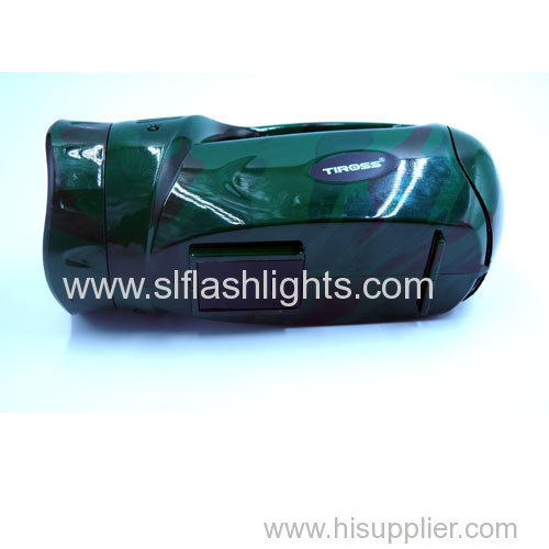 Chinese Portable Recharge Search Flashlight