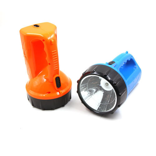 Plastic LED Hand Light high light
