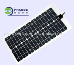 thin film flexible solar panel