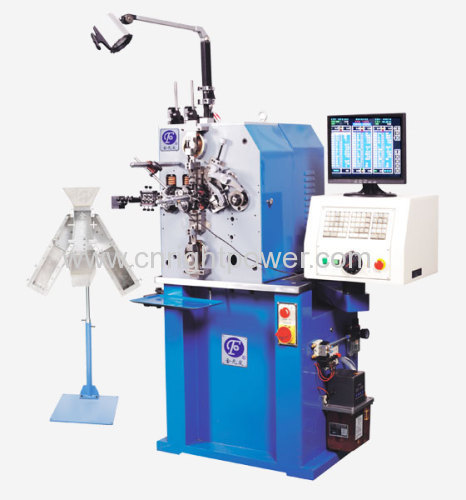 0.15mm-1.6mm CNC spring coiling machines
