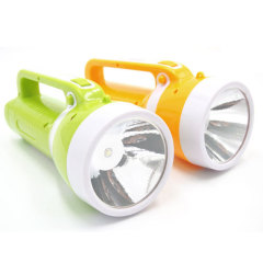 Plastic LED Rechargeable Handle Lamp New Product