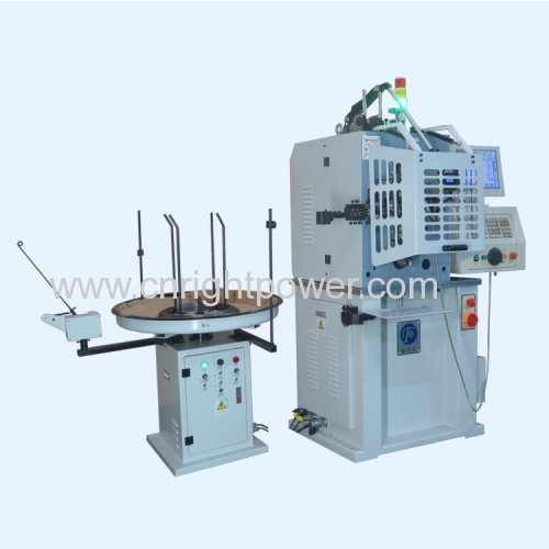 0.15MM-1.6MM FAST CNC SPRING COILING MACHINE